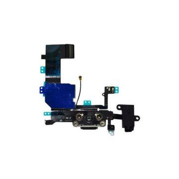 Dock connecteur de charge pour iPhone 5C Noir