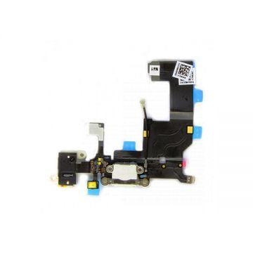Dock connecteur de charge pour iPhone 5 Blanc
