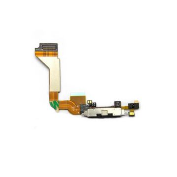 Dock connecteur de charge iPhone 4 NOIR