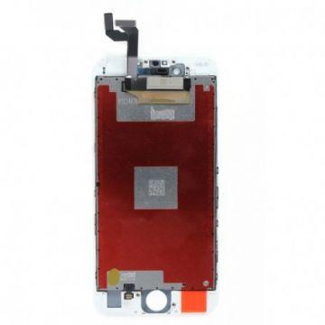 ECRAN LCD ET VITRE TACTILE ASSEMBLES IPHONE 6S PLUS BLANC