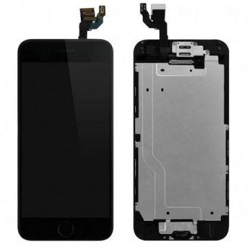 iPhone 6 Complet Ecran LCD et Vitre Tactile Assembles Noir