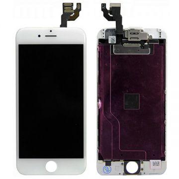 IPHONE 6 BLANC ECRAN LCD ET VITRE TACTILE ASSEMBLES