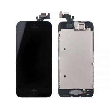 IPHONE 5 NOIR ECRAN LCD ET VITRE TACTILE ASSEMBLES