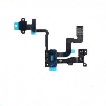 iPhone 4S Nappe Capteur de Proximite Bouton Power Capteur de Luminosite et Micro