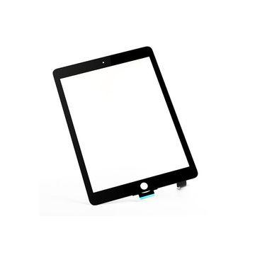 Vitre tactile noire pour iPad Air 2  A1566 - A1567