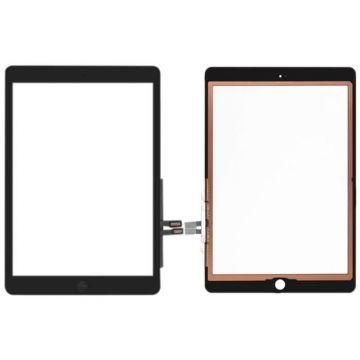 """Vitre tactile noire pour iPad 6e 2018 9,7"""" A1893 - A1954 iPad Air 2"""