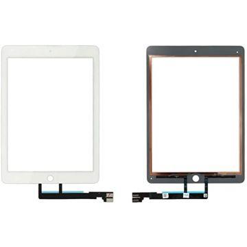 Vitre tactile Blanche pour iPad Pro 9,7Ö A1673-A1674-A1675