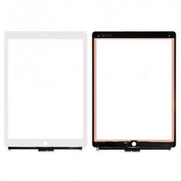 """Vitre tactile Blanche pour iPad Pro 12,9"""" A1584-A1652"""
