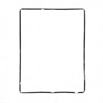 Chässis Tactile iPad 2 / iPad 3 / iPad 4 Noir