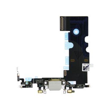 Dock connecteur de charge Blanc pour iPhone 8