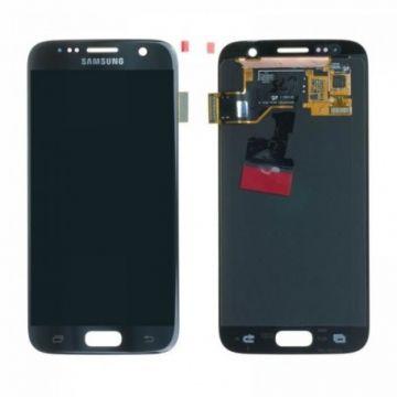 Ecran Complet LCD+Tactile pour Samsung Galaxy S7 G930F Noir
