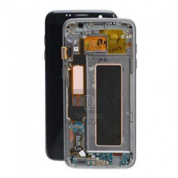 Ecran Complet LCD+Tactile+Chässis pour Samsung Galaxy S7 Edge G935F Noir