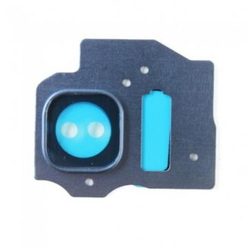 Lentille de Protection Camera Arriere Samsung Galaxy S8 Plus G955F Bleu