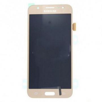 Ecran complet LCD et Vitre Tactile pour Samsung Galaxy J300 J3 2015 Gold