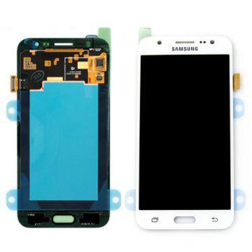 Ecran complet LCD et Vitre Tactile pour Samsung Galaxy J500 J5 2015 Blanc