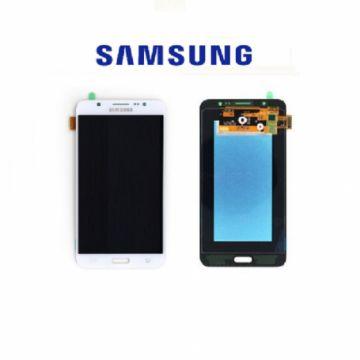 Ecran complet LCD et Vitre Tactile pour Samsung Galaxy J710 J7 2016 Blanc