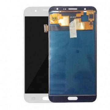 Ecran complet LCD et Vitre Tactile pour Samsung Galaxy J700 J7 2015 Blanc